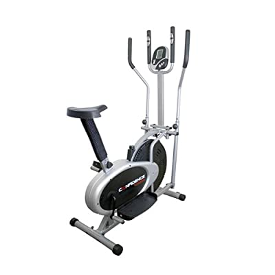 Confidence Pro Model 2 in 1 Elliptical Cross Trainer & Exercise Bike