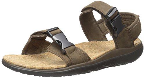 Lux Teva Leder Universal Braun Sandale Herren Terra Float qIwBHPI