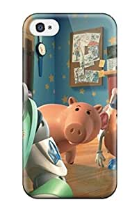 Hot New Toy Story Case Cover For Iphone 4/4s With Perfect Design