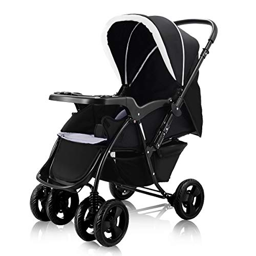infant stroller two way foldable