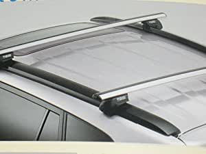 Amazon Com Suzuki Grand Vitara Roof Rack Cross Bars