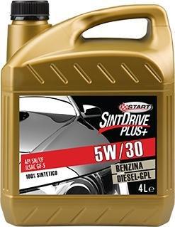 + 5W30 4LT Accesorios Lubricantes Cuidado del coche del comienzo del aceite Sint Drive Plus: Amazon.es: Deportes y aire libre
