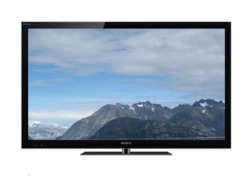 (Sony BRAVIA KDL55NX810 55-Inch 1080p 240 Hz 3D-Ready LED HDTV, Black (2010 Model))
