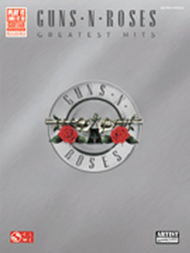 Cherry Lane Guns N' Roses Greatest Hits Guitar Tab Songbook - Guns N Roses Tab Book