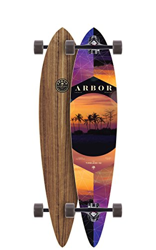 Arbor Timeless Photo Series Complete Skateboard, 42