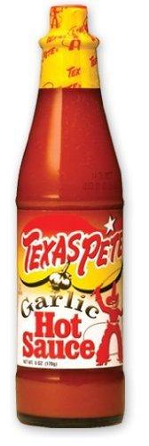 (Texas Pete Garlic Hot Sauce, 6 Ounce (12 Bottles))