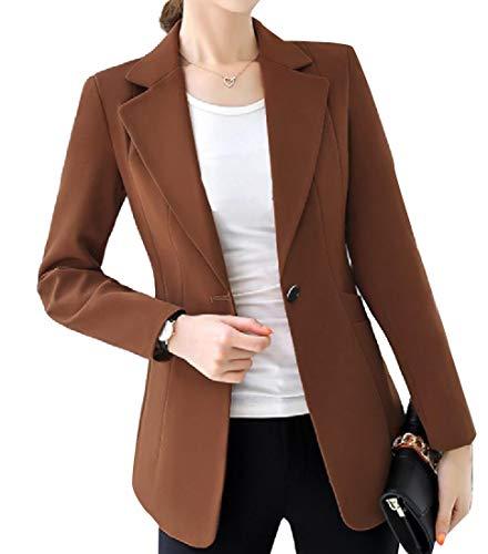 Abetteric Camel Wool Blazer 2019