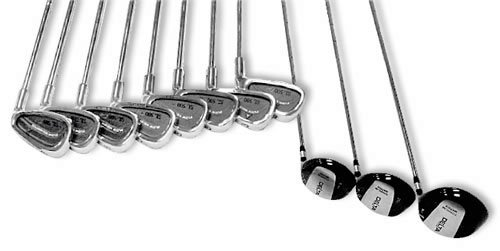CSI Cannon Sports Metal Mens Left Handed 4 Iron