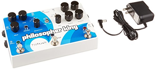 Pigtronix Philosopher King Pedal (Pedal Optical Volume)