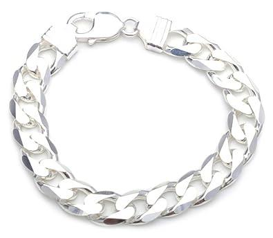 2edf5d9069c3 Bijoux pour tous Bracelet - BRS-K41110 - Pulsera de hombre de plata de ley
