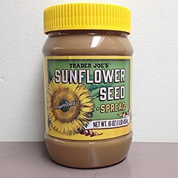 Trader Joe's Unsweetened Sunflower Seed Spread by Trader Joe's