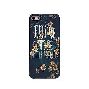 QHY Enjoy Design Aluminum Hard Case for iPhone 5/5S