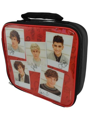 One Direction Boy Band School Lunch Bag