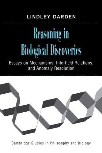 Reasoning in Biological Discoveries: Essays on Mechanisms, Interfield Relations, and Anomaly Resolution (Cambridge Studies in Philosophy and Biology) by Lindley Darden (2009-07-30)