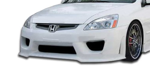 Duraflex Replacement for 2003-2005 Honda Accord 4DR Sigma Body Kit - 4 Piece (Sigma Body 4dr)