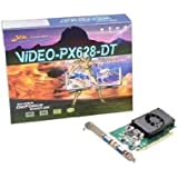 Jaton nVidia GeForce 8400GS 512 MB DDR2 Dual VGA PCI-Express Video Card (VIDEO-PX628-DT)