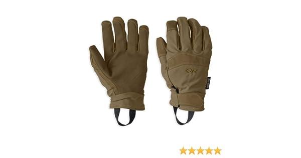 Outdoor Research Convoy Sensor Gore-tex Gloves Coyote Brown