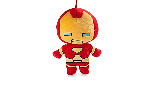 SEGA Marvel Kawaii Art Collection Iron Man Juguete De Peluche ...