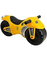 deAO Moto Corre Pasillos sin Pedales - Mejora el Equilibrio – Apropiado para Desarrollo Físico a Edades Tempranas