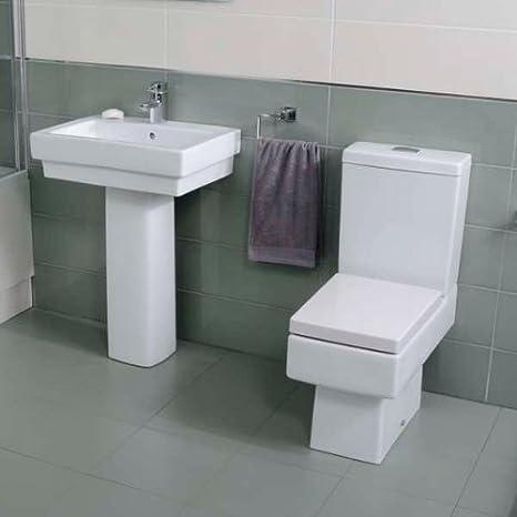Modern Designer Luxury 2 Tlg Badezimmer Waschbecken Keramik