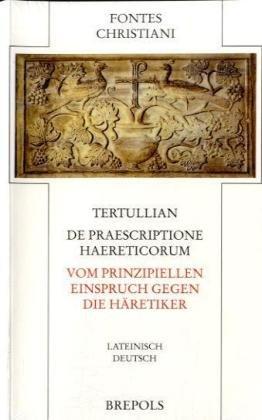 Bd.42   Vom Prinzipiellen Einspruch Gegen Die Häretiker