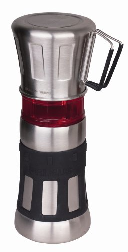 Primus Flip N Drip Coffee Maker (Silver/Black ) - Outdoor Stuffs