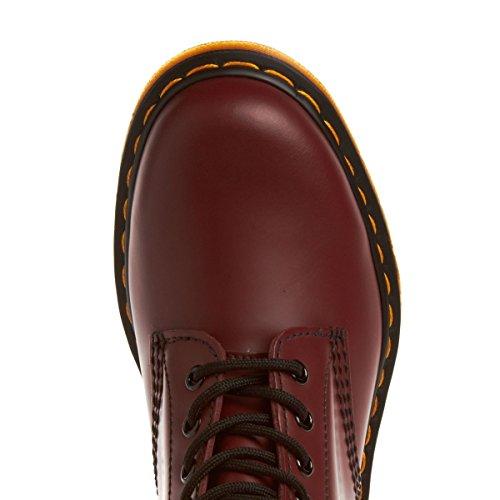 con Original Cherry 1490 unisex Dr Botines cordones Martens 50EqI