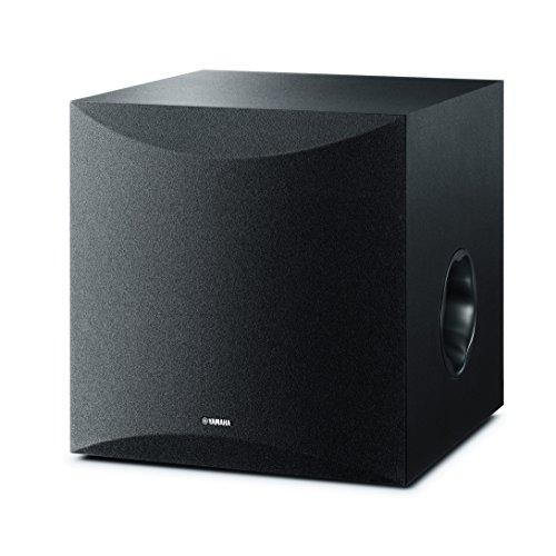 Yamaha NS-SW100 Black 50 W subwoofer, 25-180 Hz zwart