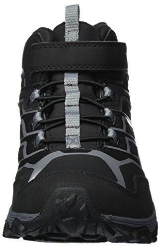 Randonnée W Mid C Chaussures de Arctic Hautes A Moab Black FST Noir garçon Merrell pxfqzq