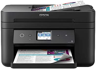 Epson Workforce WF-2865DWF Inyección de Tinta 33 ppm 4800 x 1200 ...