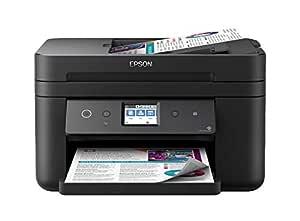 Epson Workforce WF-2865DWF Inyección de Tinta 33 ppm 4800 x 1200 dpi A4 WiFi - Impresora multifunción (Inyección de Tinta, Impresión a Color, 4800 x ...