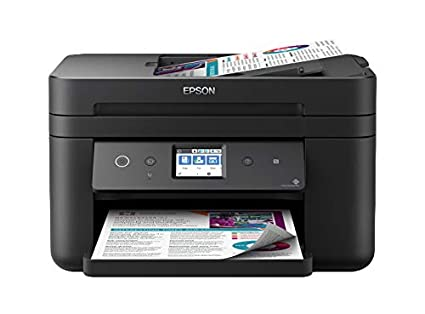 Epson Workforce WF-2865DWF Inyección de Tinta 33 ppm 4800 x 1200 ...