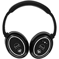 Get 'IRHYME's' High Quality 'Black' Noise Cancelling Headphones lowestprice