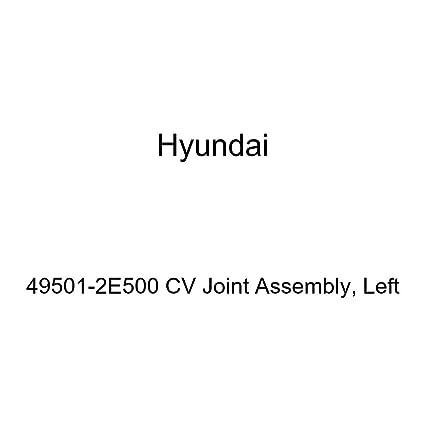 Genuine Hyundai 49501-2E500 CV Joint Assembly Left
