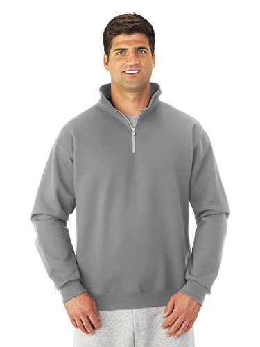 Half Zip Poly Fleece - 7