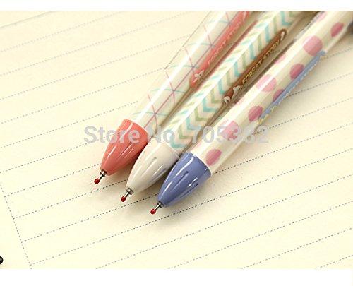 Gel Pen. Kawaii Dot Printed Gel Pen ,Office Supply by Office & School Supplies YingYing (Image #1)