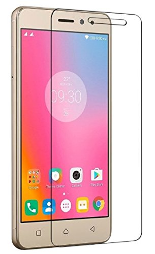 Tidel 2.5D Curved Tempered Glass Screen Guard Protector for Lenovo K6 Power Screen guards