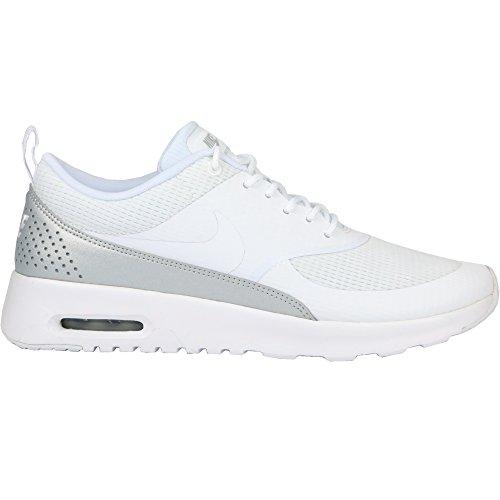 a7e556d97c2c0 Nike Women's Air Max Thea TxT White/White Running Shoe 10 Women US ...