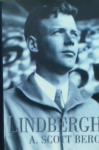 A. Scott Berg's Lindbergh Biography Hardcover Edition
