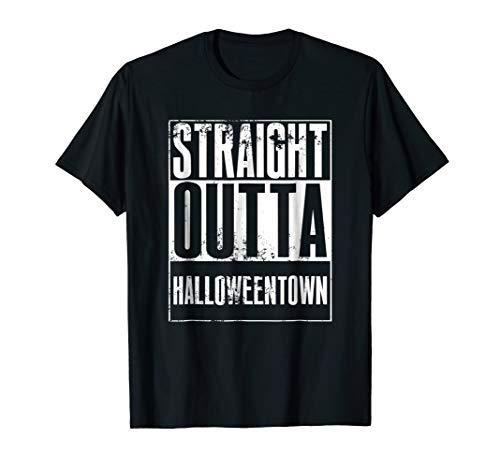 Straight Outta Halloweentown - Funny Halloween