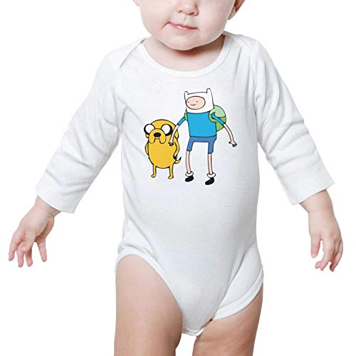 MQACUA Baby Boys Long Sleeve Onesies Cool Organic