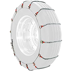 Security Chain Company TC2212MM Radial Chain LT Cable Tire Traction Chain for Light Trucks - Set of 2