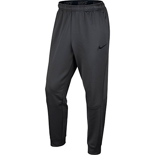 New Nike Men's Therma Training Pants Anthracite/Black Medium