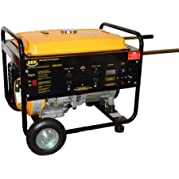 Dek 6,500-Watt Commercial Duty Portable Generator