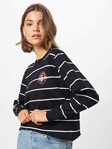 BILLABONG Damen Sweatshirt Run Away schwarz XS