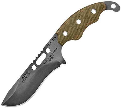 Tops Wind Runner Snake River Edition Knife