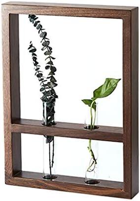 植物スタンド花スタンド クリエイティブ木製の家の壁の装飾北欧の単一の植物スタンド