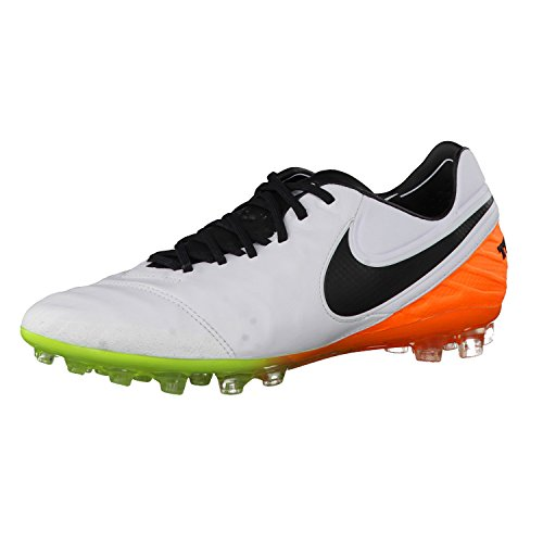 r VI da Nike Orange AG Uomo Blanco White Scarpe volt Black Legend Tiempo Calcio Bianco total 4qxUAI