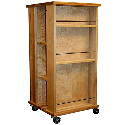 Catskill Craftsmen Kitchen Cube Cart