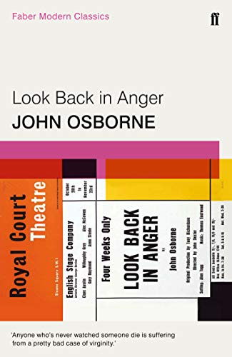 Look Back in Anger (Faber Drama)